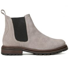 Wistow Suede Grey Boot