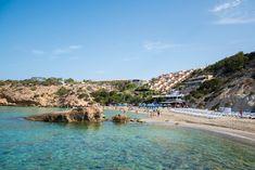 Cala Tarida - White Ibiza Ibiza Beach Club, Diving School, Who Goes There, Lifeguard, Water Sports, Snorkeling, West Coast, Spain, Swimming