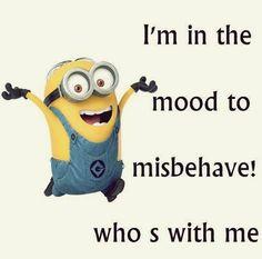 Hilarious minion meme minions quote funny quotes, minions и Minion Humour, Minion Meme, Minions Quotes, Crazy Quotes, Funny Quotes, Funny Memes, Hilarious, Quotes Quotes, Sarcastic Quotes