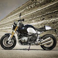 BMW nineT - Silodrome