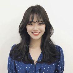 Korean Haircut, Hair Care, Woman, Medium, Hair Styles, Fringes, Short Hairstyles, Art, Hair Plait Styles