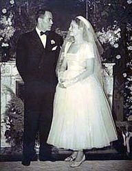 Actor Henry Fonda married American socialite Susan Blanchard in 1950.  They adopted a daughter in 1953, and divorced in 1956.