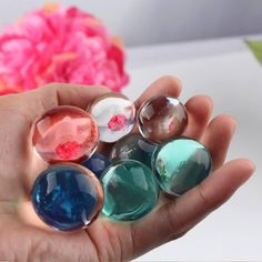 Large Sensory Diet Water Beads   Just Add Them To Water And They Grow