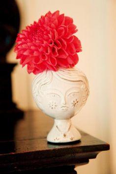 Jonathan Adler's flower vase