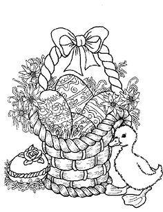 Easter with Disney - 999 Coloring Pages