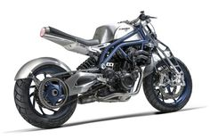 The TrailRider X-Over: a custom BMW F800S by Avon Tyres