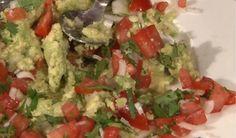 Recette - Guacamole en vidéo