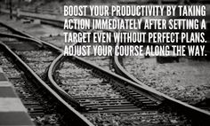 Productivity facts to consider