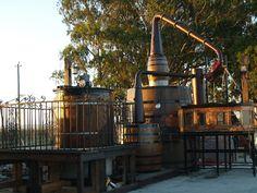 Lost SpiritsDistillery, Salinas CA