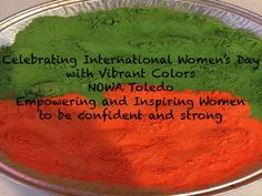 Empowering and Inspiring the women this International Womens Day 2015 at Herbally Radiant.