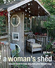 A gallery of best garden sheds showing rustic, modern, and classic styles with barn-style doors and window boxes.