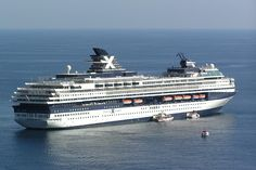 Celebrity Galaxy -- sailed on this great ship around the Greek Isles in 2006.