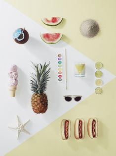 Creative Mood Boards Filled With Objects That Describe Different Smells