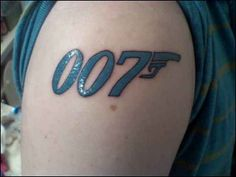 Can't go wrong with a classic | 15 Of The Best (And Worst) James Bond Tattoos