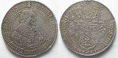 1637 Braunschweig-Lüneburg-Celle Germany BRUNSWICK-LUNEBURG-CELLE Thaler 1637 FRIEDRICH silver aXF # 93926 XF-