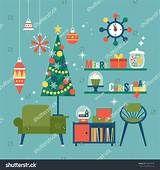 Mid Century Modern Christmas Illustration | cheminee.website