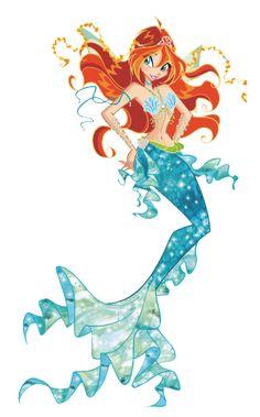 Mermaid Bloom