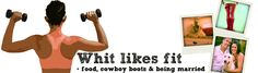 My blog - I'm just a regular girl, trying to stay fit in a world filled with temptations (and the occasional pair of cowboy boots).