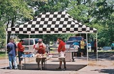 ShelterLogic 22555 10x15 ST Pop-up Canopy, Checkered Flag Cover, Black Roller Bag by ShelterLogic. $236.24. Manufactured to the Highest Quality Available.. Design is stylish and innovative. Satisfaction Ensured.. Great Gift Idea.. ShelterLogic 10x15 Truss Top Pro Pop Up delivers more shade, protection. This ready to go canopy comes fully assembled out of the wheeled storage bag. Quick portable shade as easy as 1,2,3. With 2 people simply remove the frame from th...