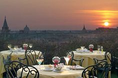 Marcella Royal Hotel - Panorama Room Restaurant