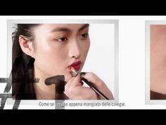 Come applicare un rossetto di due colori - VideoTrucco