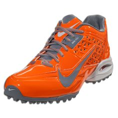 Nike Women s Air Speedlax 4 Turf Limited Edition - TOTAL  ORANGE WHITE STEALTH Lacrosse Cleats 851cfc7fc5