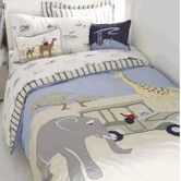 Whistle & Wink Adventure Reversible Twin Duvet Cover: Ideas for J's room Crib Bedding, Bedding Sets, Twin Beds For Boys, Safari Bedroom, Neutral Bedding, Childrens Beds, Twin Sheet Sets, Twin Quilt, Muted Colors
