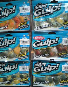 #Peeler crab #berkley gulp bait sea pike #fishing cod bass,  View more on the LINK: 	http://www.zeppy.io/product/gb/2/290432605383/