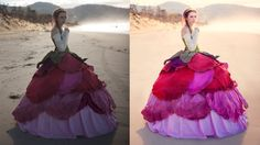 Adobe Photoshop Tutorials CC Creative Cloud How to retouch fashion photo...