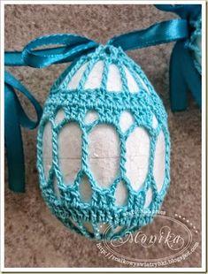 Easter Crafts, Holiday Crafts, Holiday Decor, Easter Crochet, Diy Crochet, Christmas Crochet Patterns, Easter Holidays, Yarn Crafts, Happy Easter