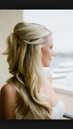 Wedding Hair needs bobby pins the large ones from family dollar