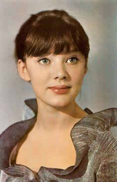 "Ludmila Savelyeva (russian: Людмила Савельева) - the best Natasha Rostova (movie ""War and peace"") 1966-68"