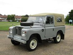 1971 Land Rover Series IIA At ACA 26th August (picture 2 of 6)