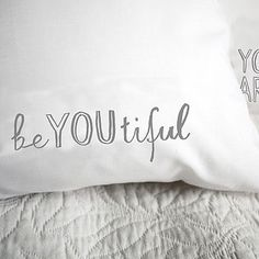 Every woman needs this pillow.