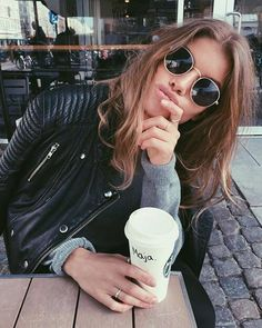 Rock n Roll Style ✯ coffee break   maja darving