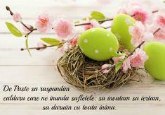 Urari si felicitari deosebite pentru Sfanta Zi a Pastelui