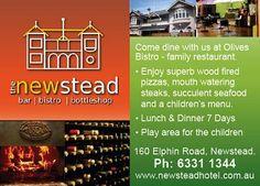 The Newstead Hotel, Newstead