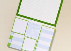momAgenda Sticky Notes - New Design! zoom shot