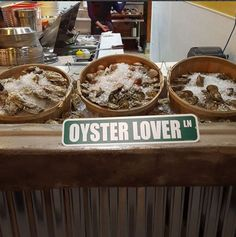 Our raw bar in Livermore has 10 different varieties of oysters to choose from!