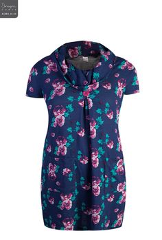 Ladies Floral Tunic | New In