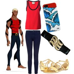 Everyday Cosplay | Series: Young Justice - Aqualad