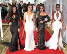 Pin for Later: Les Little Mix Étaient la Définition Même du Mot Glamour Lors des Women of the Year Awards Jesy Nelson, Perrie Edwards, Leigh-Anne Pinnock et Jade Thirlwall