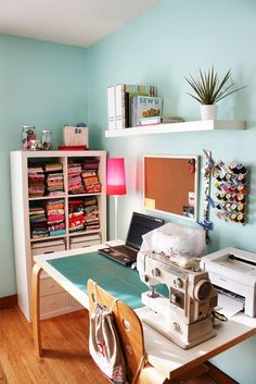 Sewing Room Inspiration - Noodlehead