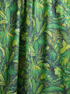 New Fabric Introductions : Midnight Garden Collection by Beacon Hill / The English Room Blog
