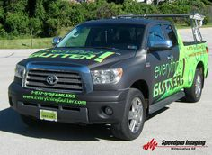 Here's an awesome commercial wrap from SpeedPro Imaging of Wilmington!  Material used: Avery 1005 EZ-RS and DOL Matte Laminate  www.speedprowilmington.com