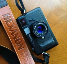 Konica Hexar RF with Leica Elmar 50mm/2.8