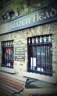 Brazen Head, Dublin, Ireland