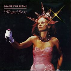 Diane Dufresne - Magie Rose (Vinyl, LP, Album) at Discogs Lp Album, Singers, 1950s, Bands, Wonder Woman, Costumes, Superhero, Rose, People