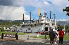 SS Klondike, Yukon, Canada