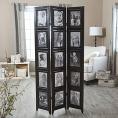 diy folding room divider | Pretty much like the room divider I have now, and below are ideas I ...